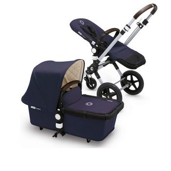 Коляска 2 в 1 Bugaboo Cameleon3 classic collection New Navy 239116NV01